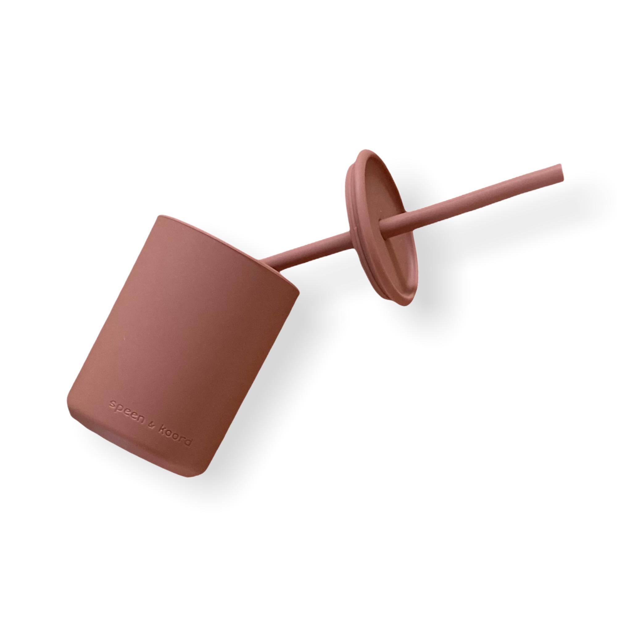 Afbeelding Speen & Koord Straw cups I Sandal