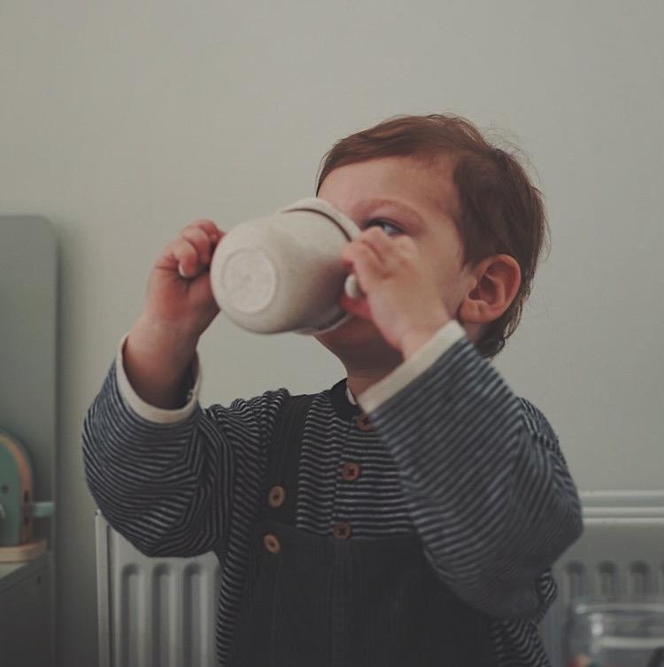 Afbeelding Speen & Koord Sippy cups I Milk