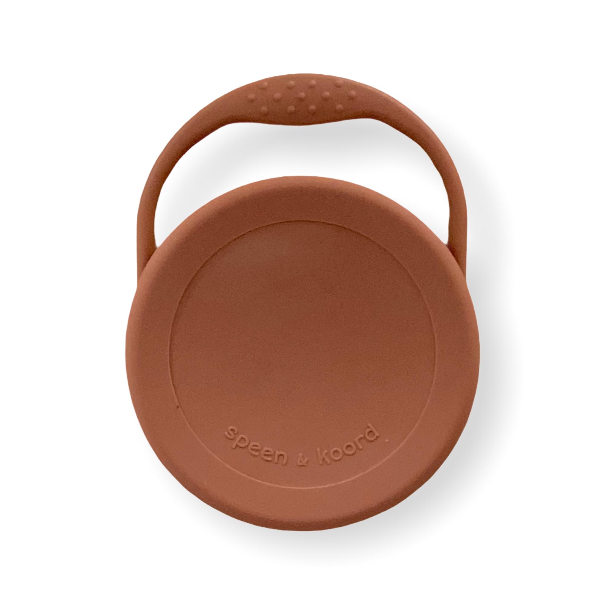 Afbeelding Speen & Koord Snack cups I Sandal